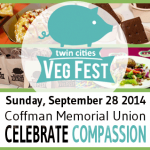 Twin Cities Veg Fest 2014 Static Banner